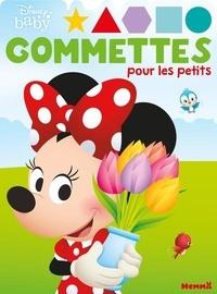 Disney baby - Gommettes pour les petits (Minnie).
