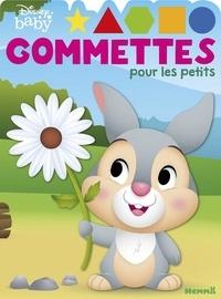 Disney baby - Gommettes pour les petits (Panpan).