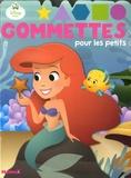 Disney baby - Gommettes pour les petits - Ariel.