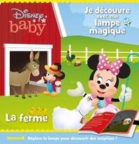 Ebook mobi téléchargements La ferme  - Je découvre avec ma lampe magique FB2 PDB par Disney baby 9782508046483