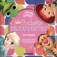 Disney baby - Les formes - Avec 1 frise à décorer, 5 planches de stickers et 1 livret d'activités.