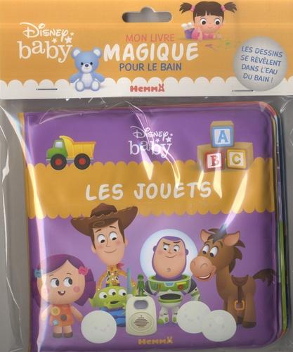 Disney baby - Les jouets.