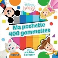 Accentsonline.fr Ma pochette 400 gommettes Woody et Aristochats Image