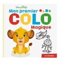 Disney baby - Mon premier colo Magique La savane.
