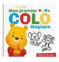 Disney baby - Mon Premier colo Magique Winnie et ses amis.