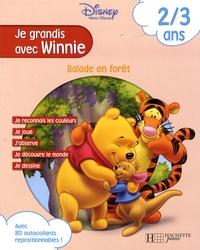 Disney - Balade en forêt - 2/3 ans.