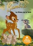 Disney - Bambi 2, Le Prince de la forêt - Activités et coloriage.