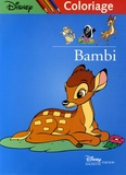 Disney - Bambi - Coloriage.