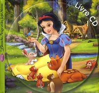Disney - Blanche-Neige. 1 CD audio