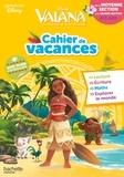 Disney - Cahier de vacances Vaiana de la Moyenne Section à la Grande Section - 4/5 ans.