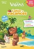 Disney - Cahier de Vacances Vaiana j'entre en petite section - 2/3 ans.