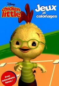 Disney - Chicken Little - Jeux et coloriages.