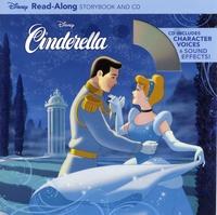 Disney - Cinderella. 1 CD audio