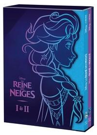 Disney - Coffret La reine des neiges - Coffret en deux volumes : La reine des neiges ; La reine des neiges II.