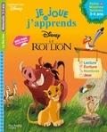 Disney Collectif - Le Roi Lion - Je joue et j'apprends Petite et Moyenne Sections (3-4 ans).