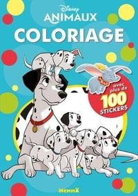 Disney - Disney Animaux 101 Dalmatiens - Avec plus de 100 stickers.