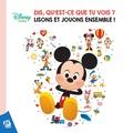 Disney - Disney baby - Dis, qu'est-ce que tu vois ? Lisons et jouons ensemble !.