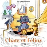 Disney et  Antartik - Disney Chats et Félins.