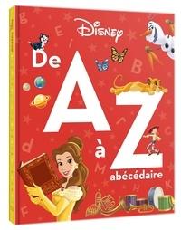 Pdf Disney De A A Z Abecedaire Gratuit Moncoinlivresque
