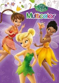 Disney - Disney Les Fées Multicolor.