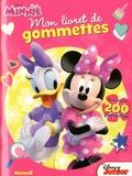 Disney - Disney Minnie - Avec plus de 200 gommettes.