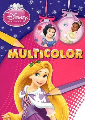 Disney - Disney Princesse Multicolor.