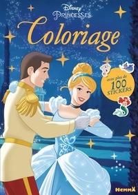 Disney - Disney Princesses Cendrillon - Avec plus de 100 stickers.