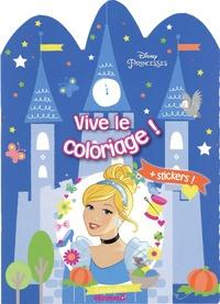 Disney - Disney Princesses Cendrillon - Avec stickers !.