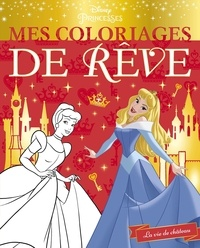 Disney - Disney Princesses La vie de château.