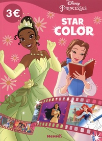 Disney - Disney Princesses - Tiana et Belle.