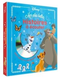 Disney - Disney - Mes plus belles histoires à ecouter. 1 CD audio