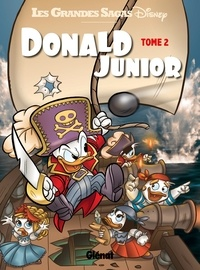 Disney - Donald Junior Tome 2 : .
