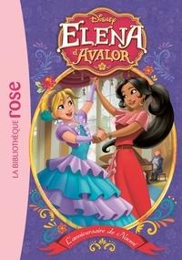 Disney - Elena d'Avalor Tome 4 : L'anniversaire de Naomi.