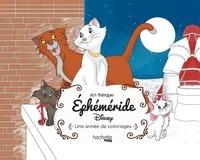 Téléchargements ebook gratuits epub Ephéméride Disney  - Une année de coloriages (French Edition)