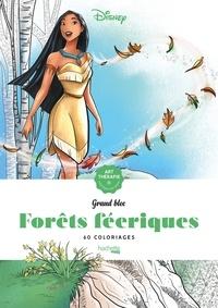 Disney et Tracy de Sousa - Forêts féeriques.