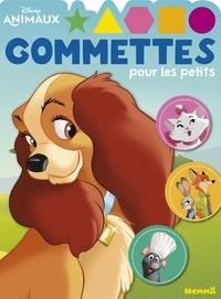 Disney - Gommettes pour les petits (Belle).