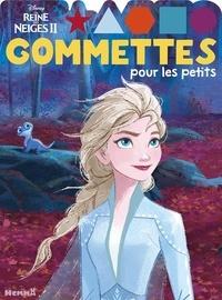 Disney - Gommettes pour les petits La Reine des Neiges 2 Elsa.