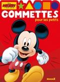 Disney - Gommettes pour les petits Mickey et ses amis.