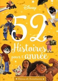 Disney - Héros et Aventures.
