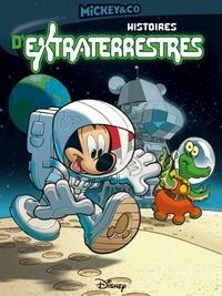 Disney - Histoires d'extraterrestres.