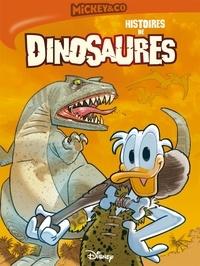 Disney - Histoires de dinosaures.