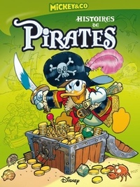Disney - Histoires de pirates.