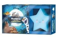 Disney - Histoires pour faire de beaux rêves - Avec 1 veilleuse en forme d'étoile.