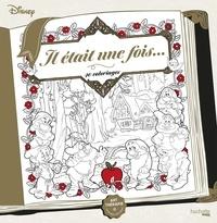 Disney - Il était une fois... Disney - 40 coloriages.