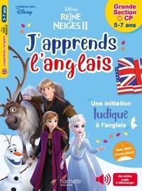 Disney - J'apprends l'anglais Disney La Reine des Neiges II - Grande section et CP. 1 CD audio