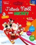 Disney - J'attends Noël avec Mickey (3-5 ans).