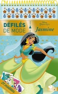 Disney - Jasmine - Avec 140 autocollants.