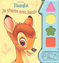 Disney - Je chante avec Bambi.