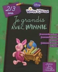 Disney - Je grandis avec Winnie, 2/3 ans.