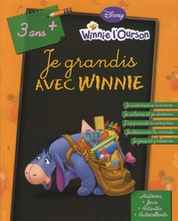Disney - Je grandis avec Winnie, 3 ans.